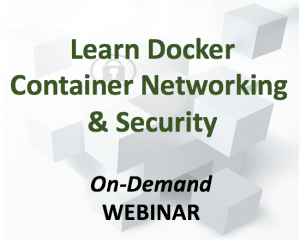Docker Network Security Webinar