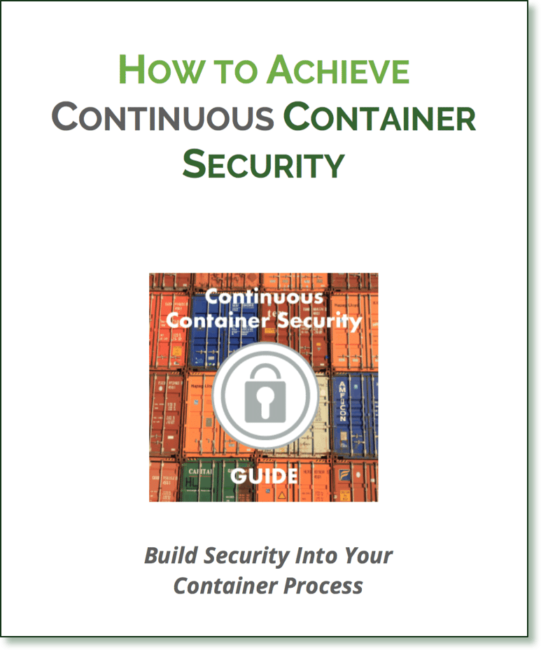 Continuous Security Guide
